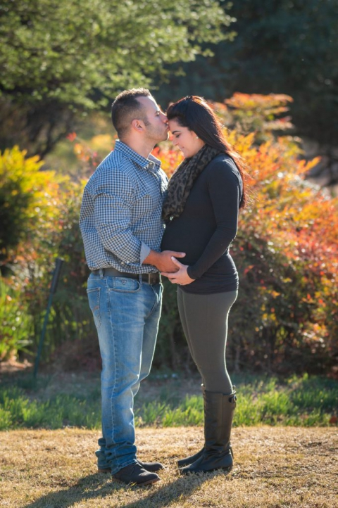 Maternity Photoshoot - Mommy and daddy to be